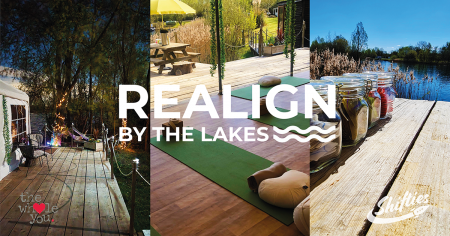 Re-align by the Lakes - Arkflux Image